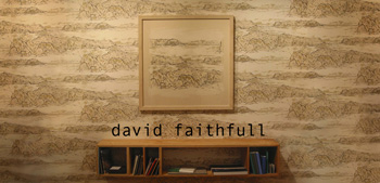 David Faithfull website screenshot